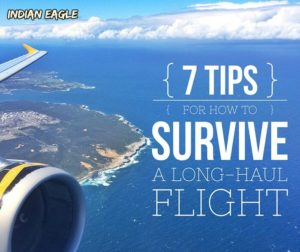 TOP 7 TIPS ON HOW TO SURVIVE LONG FLIGHTS