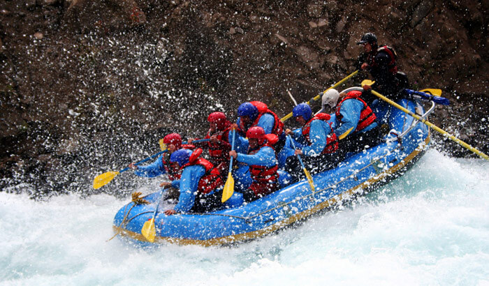 River Rafting in Leh Ladakh