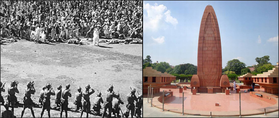 RECOLLECTING EVERYTHING ABOUT THE INDELIBLE JALLIANWALA BAGH MASSACRE