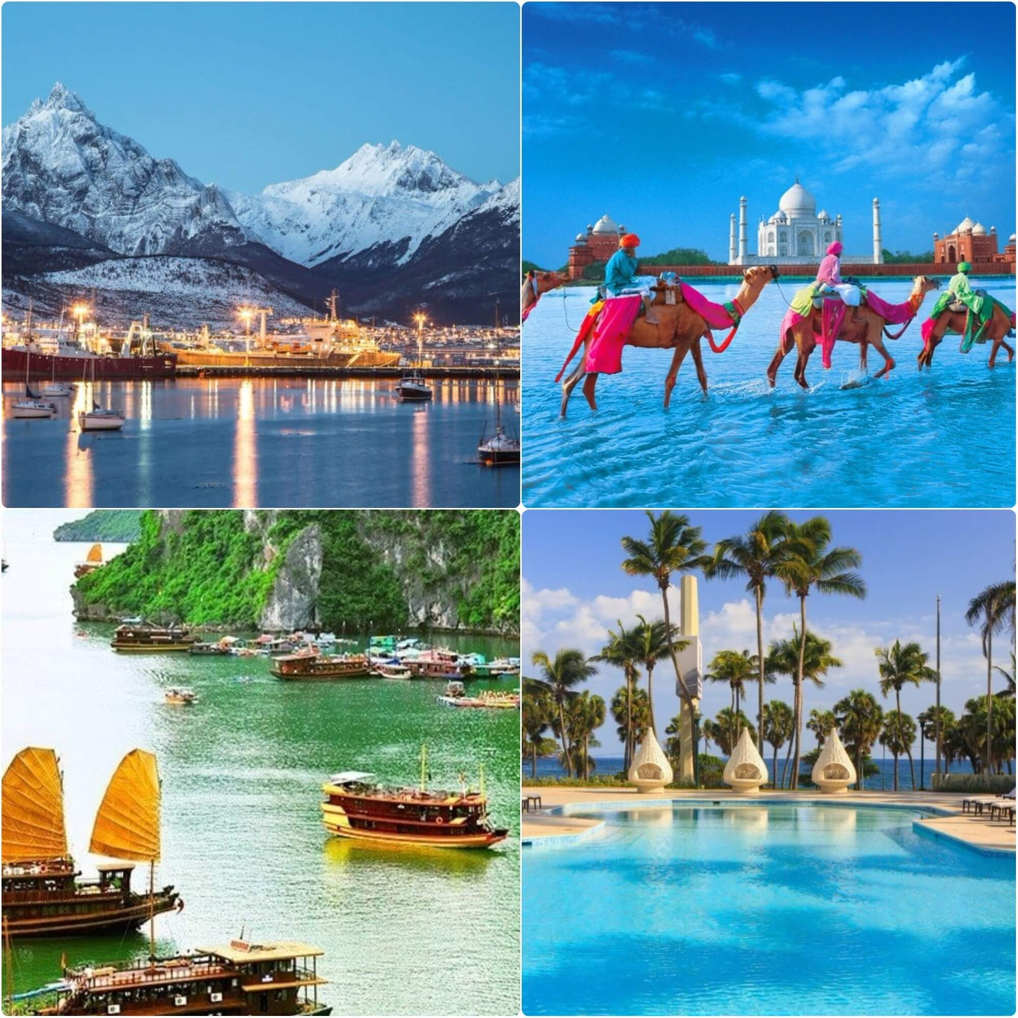 Top 8 Cheapest Places To Go On Holiday This Year Revealed