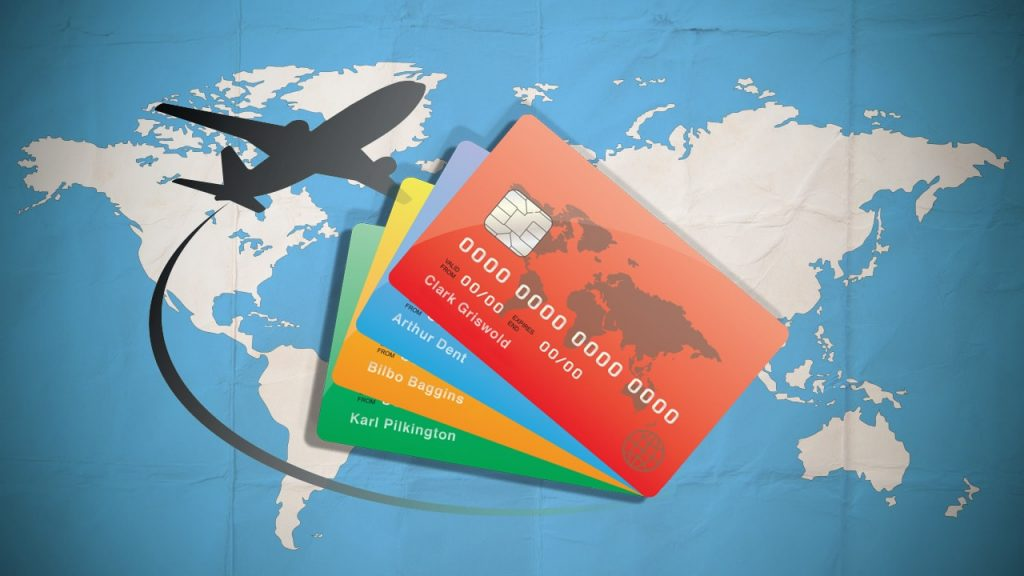 BEST CREDIT CARDS TO BE USED FOR TRAVELING