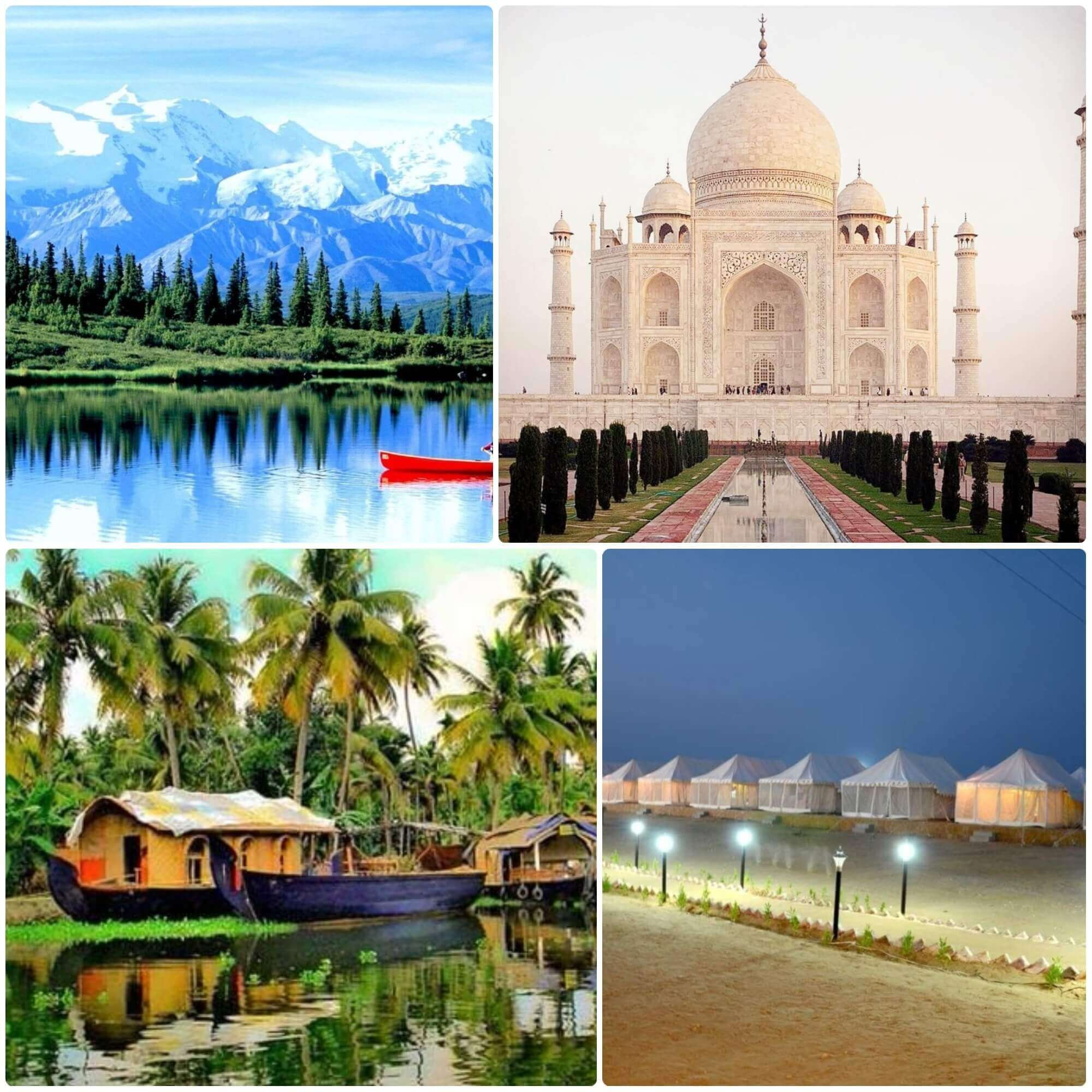 Top 8 Places To Visit In India In 2018!