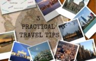Top 3 Travel Tips From The Diary Of A Traveler