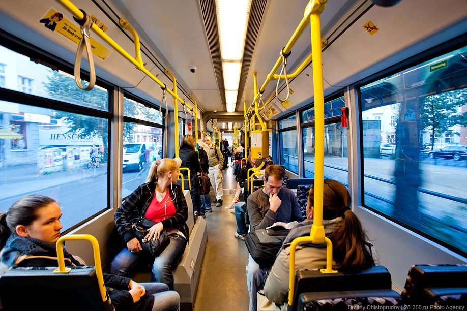 Follow These Top Tips While Using Public Transport