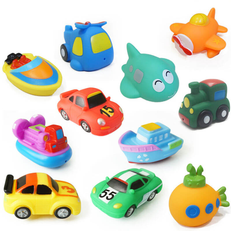 SOFT TOYS AND CARS