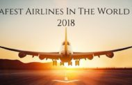 Do You Know Which The 20 Safest Airlines In The World 2018 Are?