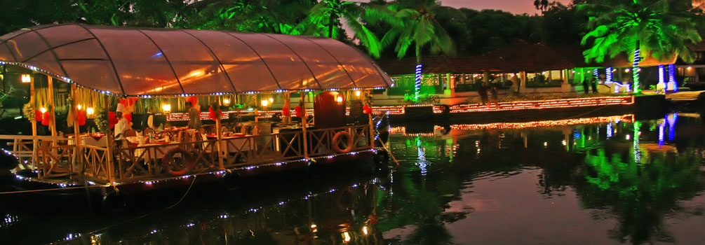 Alleppey wedding