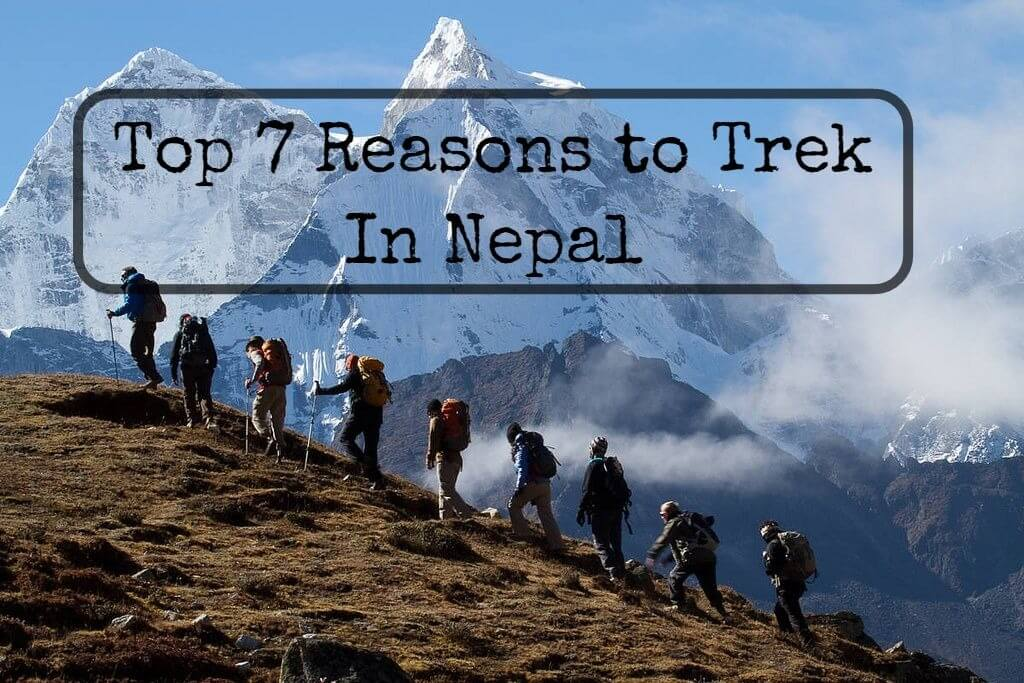Top 7 Reasons Why Trekking In Nepal Is A Must!