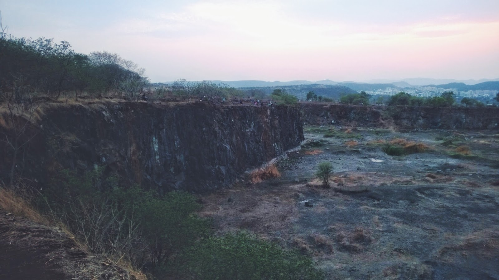 Places to visit in Pune - Vetal Hill