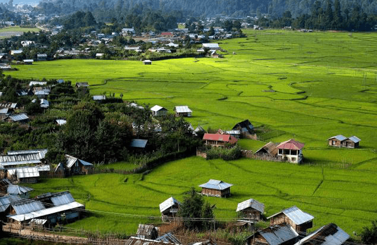 Ziro Valley, Arunachal Pradesh