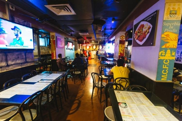 Toonz - Hangout place in Pune
