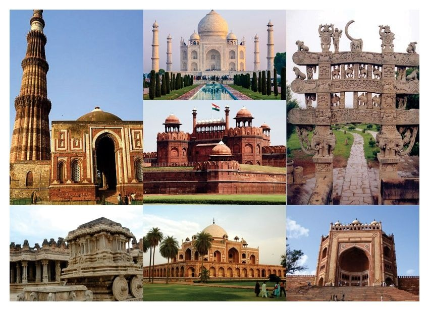 8 Incredible heritage sites in India to visit this year!