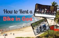 Here is How to Rent a Bike in Goa