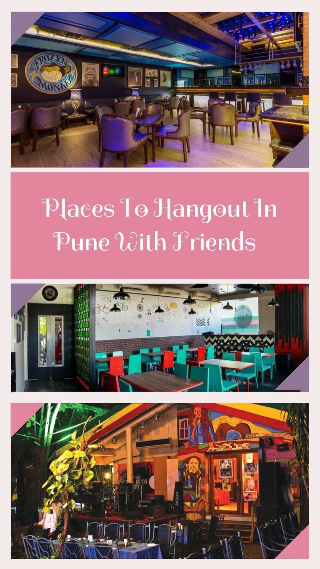 Places to Visit in Pune with friends