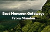 5 Best Monsoon Getaways from Mumbai