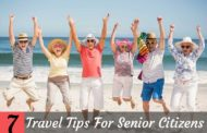 Top 7 Travel Tips for Senior Citizens