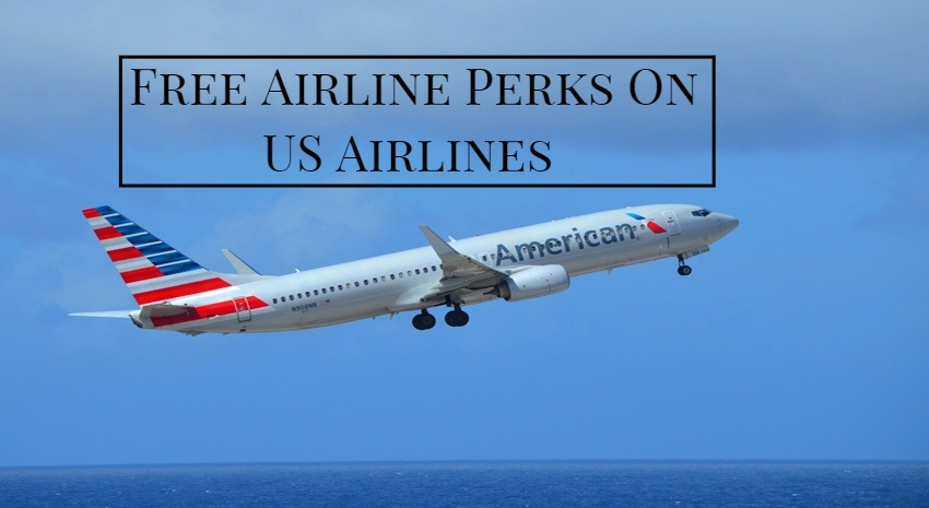 US Airlines Free Airline Perks