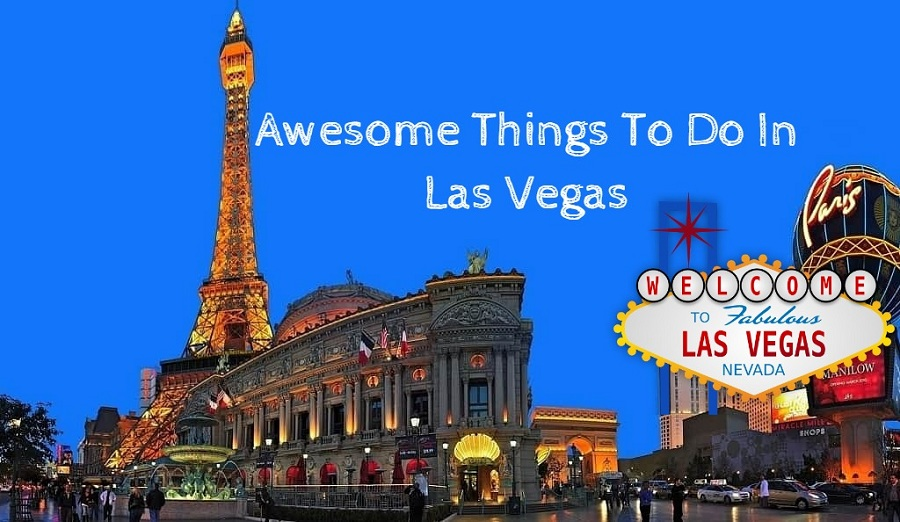 9 Awesome Things to do in Las Vegas in a Day!