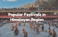 Know About 9 Most Popular Festivals in Himalayan Region!