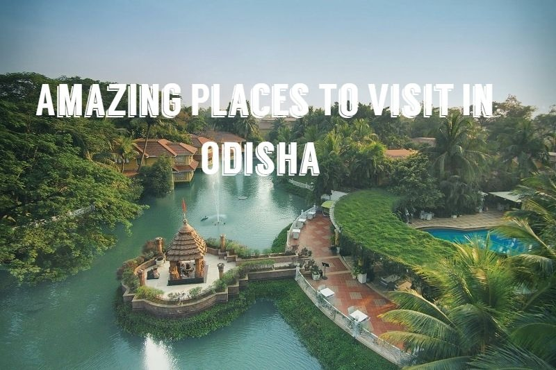 Top Tourist Attractions and Places to Visit in Odisha