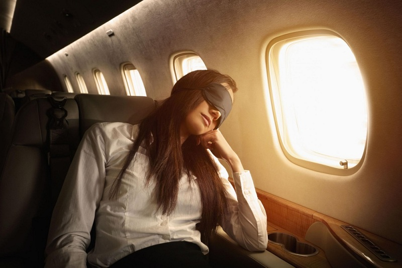 Here's How to Stay Well Rested While Traveling