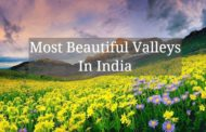 Visit 8 Most Beautiful Valleys in India this Vacation!
