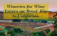 6 Wineries for Wine Lovers on Road Trip to California