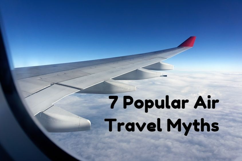Air Travel Myths