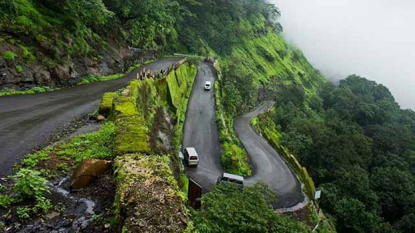 Dangerous Roads in India
