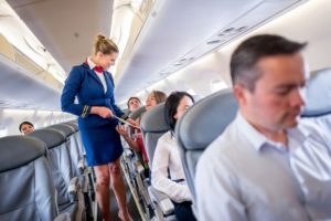 Flight attendants' pet peeves