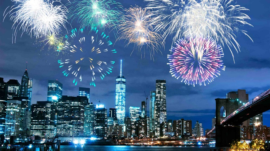 Best Places to Celebrate New Year's Eve in the USA