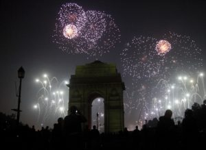 Places in India to Celebrate New Year