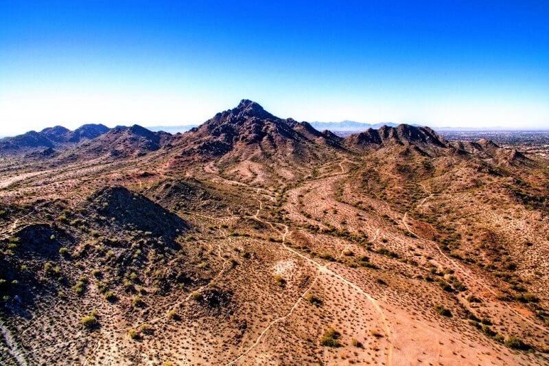 Coolest Hiking Trails in Phoenix