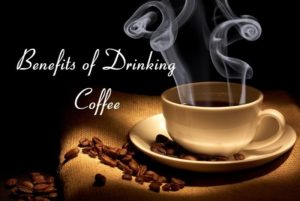 Health Benefits of Drinking Coffe