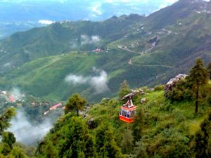 weekend getaways from Dehradun