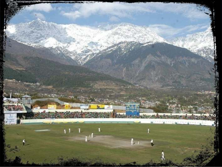 Chail Cricket Ground – World's Highest Cricket Ground in India