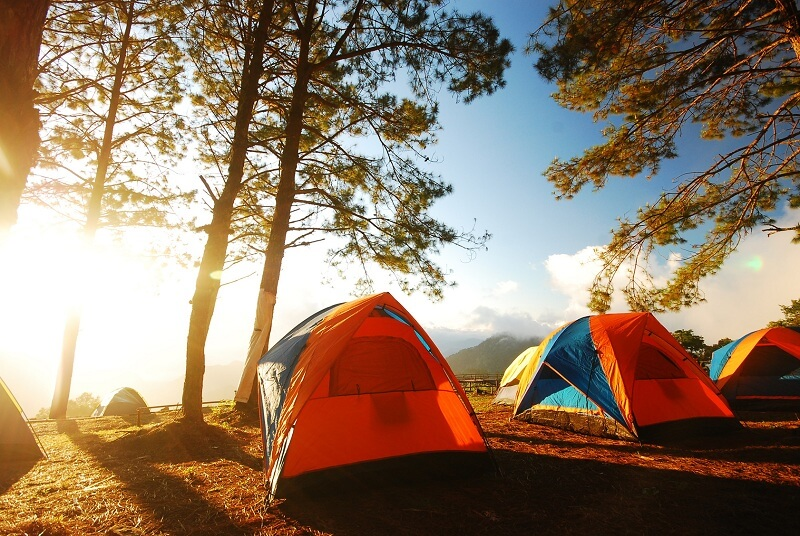 Superb Places for Summer Camping in India – Beat the Heat in 2019
