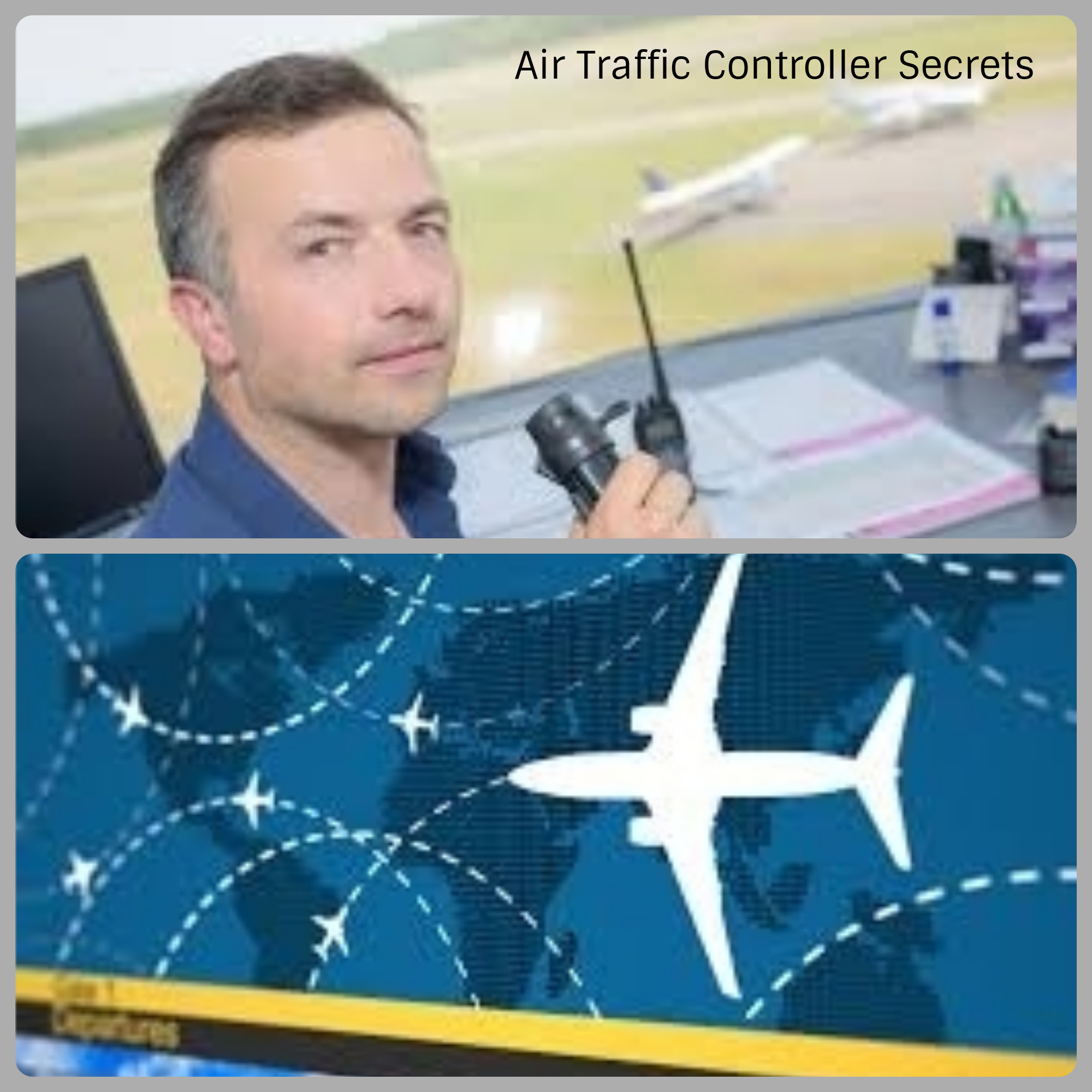 12 Mind-Blowing Air Traffic Controller Secrets You Didn't Know About Revealed!