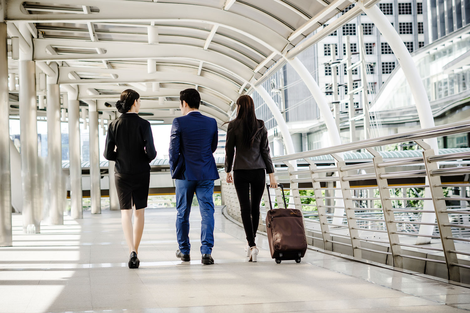 Benefits of Business Travels