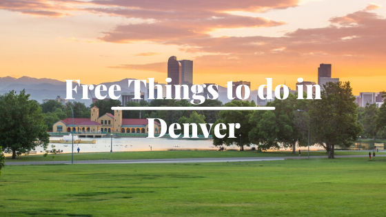 7 Fun and Free Things to do in Denver!
