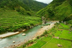 Bontoc in Mountain Province