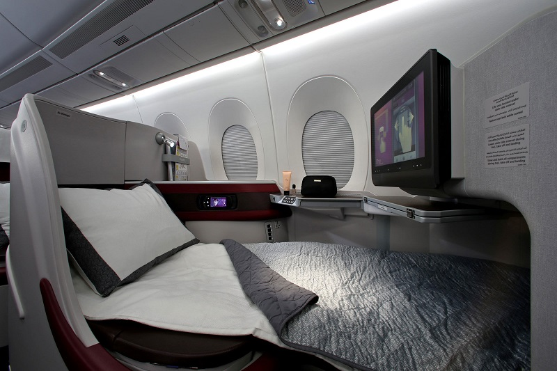 Reasons to Fly First Class or Business Class