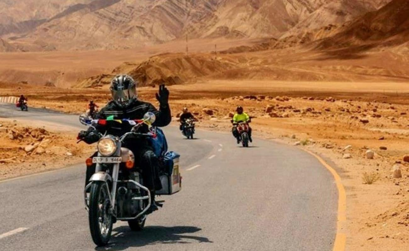 5 Best Motorcycle Trips in India for Weekends