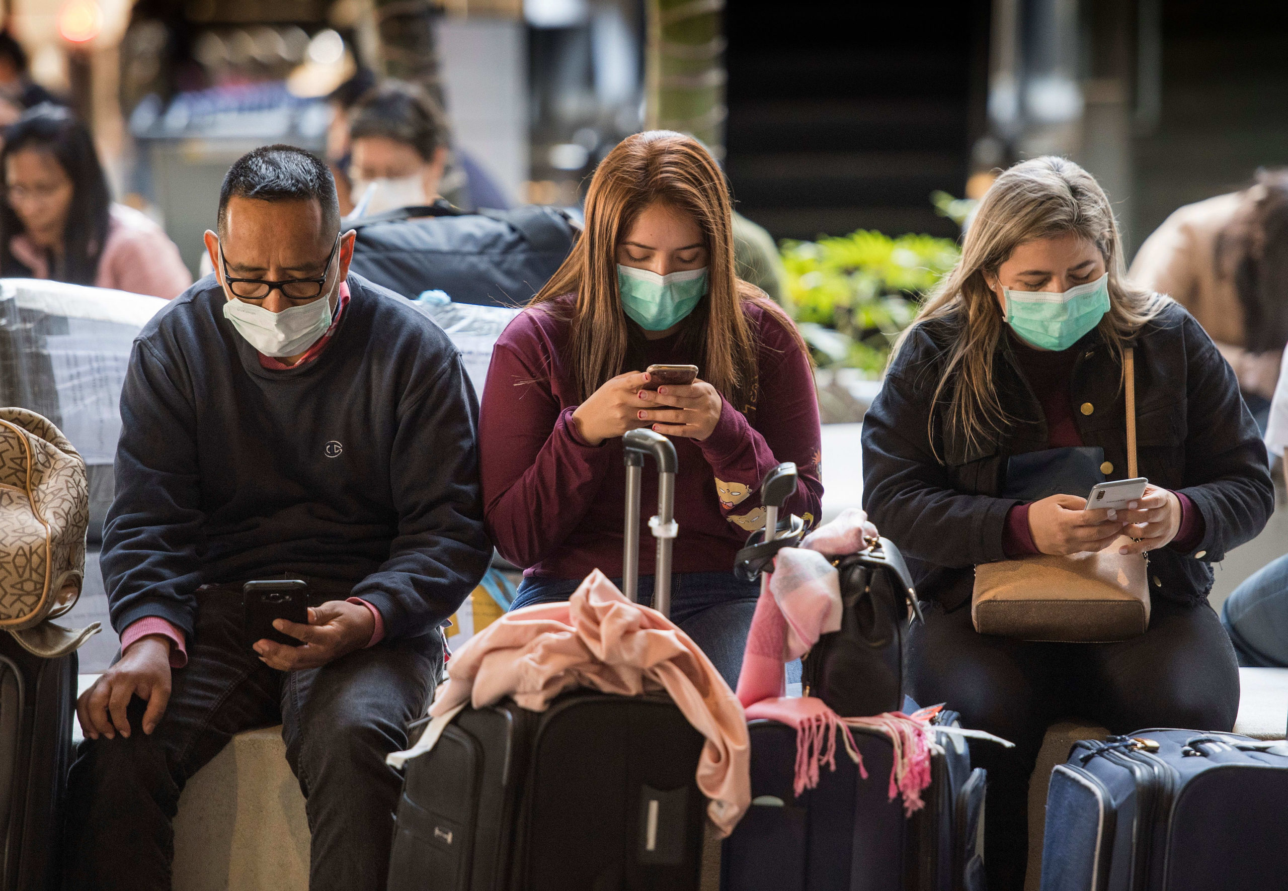 United Airlines Extends Flight Suspension to China Due To Coronavirus Epidemic