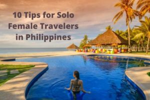 Tips for Solo Female Travelers in Philippines