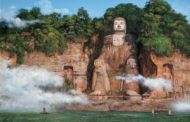 Leshan Giant Buddha – Go Awe-Struck at the View of the Largest Stone Buddha in the World