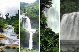 Four splendid waterfalls in the Philippines
