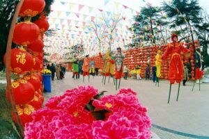 Double Ninth Festival in China