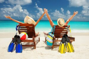Five tips for workaholics to enjoy a relaxing vacation