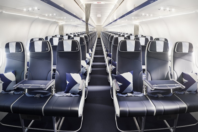 Check out the five most useful tips for surviving long haul flights in economy class.